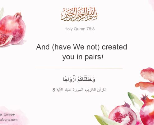 Quran 78:8