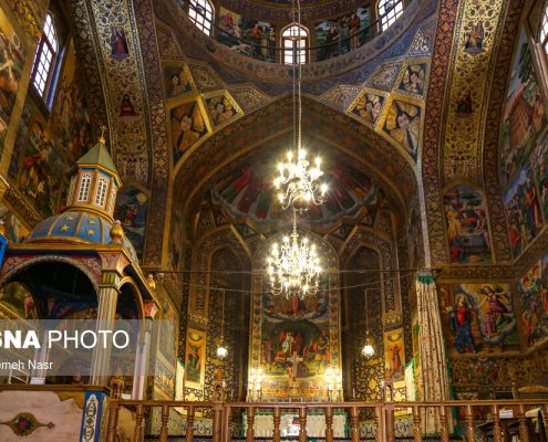 Isfahan churches