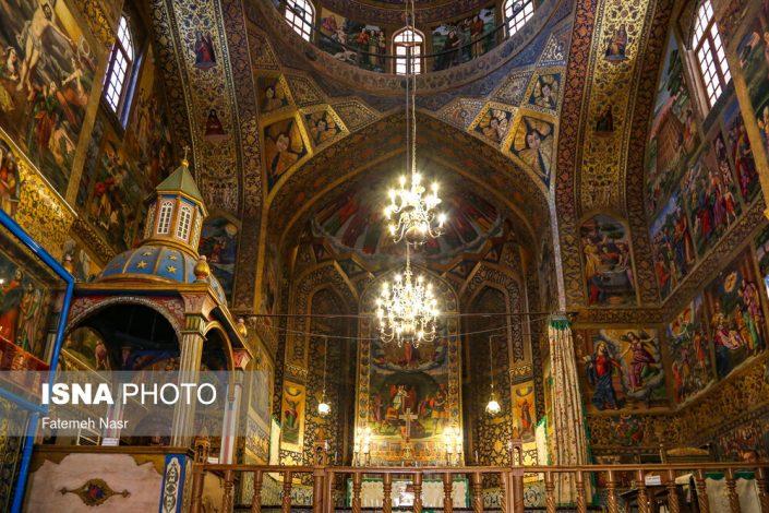 Isfahan churches