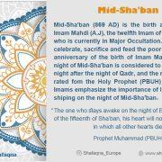 Mid-Sha'ban, Imam Mahdi, Shia Graph
