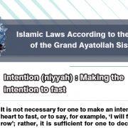 Ramadan, Ayatollah Sistani, fasting, Fatwas of Ayatollah Sistani, Islamic Laws, Ramadan, Shia Graph