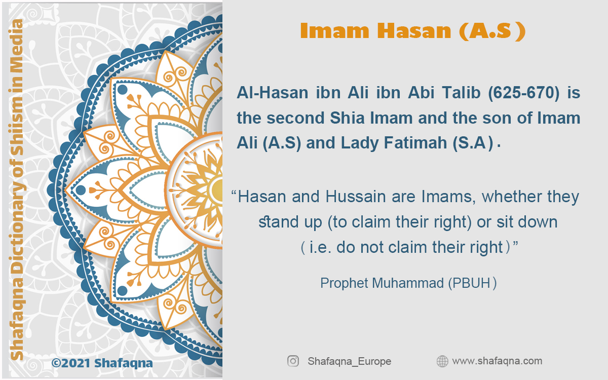Political life of Imam Hassan (AS)