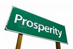 Who is a prosperous man in this world?