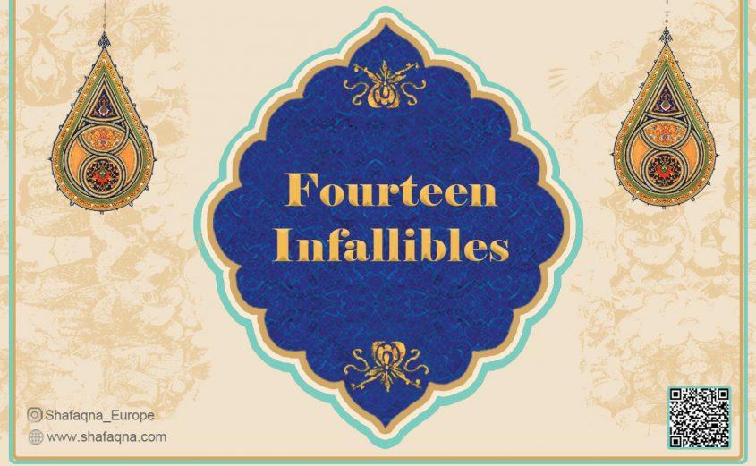 Fourteen Infallibles- shia graph