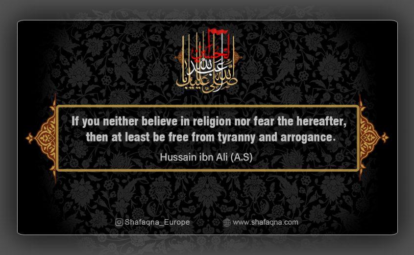 Shia Graph, Ashura, Imam Hussain